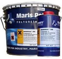 Полиуретановая гидроизоляция водяных резервуаров Марисил 300 / MARISEAL 300 (уп. 17.5 кг) сер.