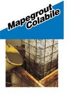 Высокотекучий состав с компенсированной усадкой Мапеграут Высокотекучий / Mapegrout Colabile (уп. 25 кг)