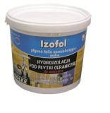 Дисперсионная гидроизоляционная плёнка, мембрана Изофоль / Izofol  (уп.4 кг)