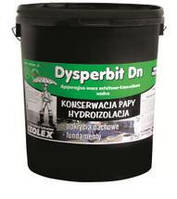 Битумная мастика Диспербит ДН / Dysperbit DN (уп.20 кг )