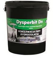 Диспербит ДН / Dysperbit DN - битумно-каучуковая мастика на водной основе (уп.20 кг )