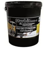 Битумно-каучуковая маститка на растворители Стирбит 2000-К / Styrbit 2000-K (уп.20 кг)