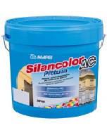 Акрилово-силоксановая краска   Silancolor АС Paint / Силанколор АС Пейнт, База Т (уп. 20 кг)