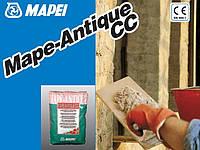 Штукатурка д/осушения стен из камня, кирпича, туфа Мапе-Антик СС / MAPE-ANTIQUE CC (уп. 25 кг)