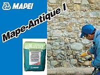 Cостав д/инъекции и консолидации стен из камня и кирпича Мапе-Антикве И / MAPE-ANTIQUE I (уп.20 кг)