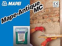 Штукатурка д/осушения стен из камня, кирпича, туфа Мапе-Антик МС / MAPE-ANTIQUE MC (уп. 25 кг)