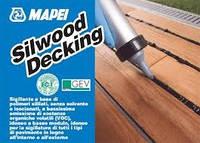 Герметик акриловый  Silwood Decking / Силвуд Декинг (уп.0.600 кг)