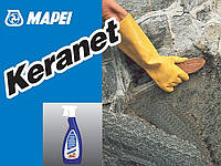 Очиститель для керамической плитки Keranet Liquido / Керанет Жидкий-распылитель  (уп.0,75 кг)