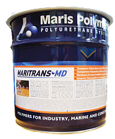 Прозрачная полиуретановая гидроизоляция Маритранс МД / Maritrans MD (уп.5 кг.)