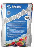 Клей для быстрой укладки плитки Кераквик С1 Белый / Keraquick S1 Bianco (уп.23 кг)