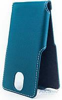 Чехол Status Side Flip Series Meizu M3 Note, Blue Charm Note 3 Turquoise