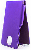 Чехол Status Side Flip Series Meizu M3 Note, Blue Charm Note 3 Violet