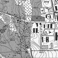 Топографічна зйомка масштабу 1:5000 (топографічний план)