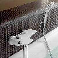 Однорычажный смеситель для ванны и душа смеситель Kludi Balance 524459175