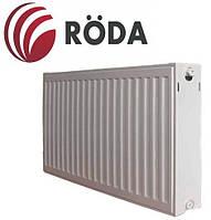 Стальной радиатор отопления RODA RSR тип22 500Х800 (1901 Вт)