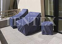 Чехлы на комплект кресла + столик