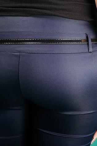 Классические женские брюки с манжетами, фото 2