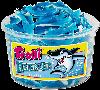 Жевательные конфеты в пластиковой банке Trolli Акулы, 1200г