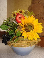 Осенняя композиция, фото 1