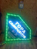 Производство светодиодных вывесок