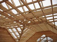 Замена деревянного перекрытия между этажами