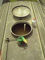 Фумигация зерна в вагонах, контейрах