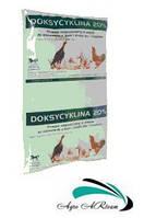 Доксициклин 20%, 1 кг , Vetos - Farma (Польша)