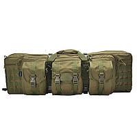 Транспортная сумка для оружия до 93 см Yakeda® Green