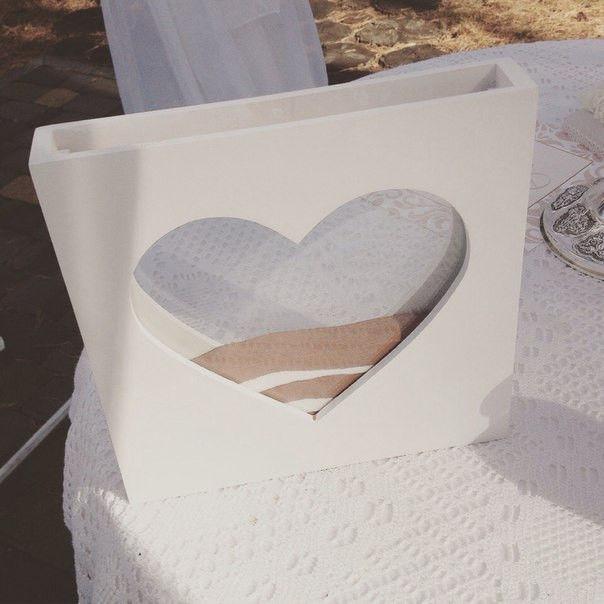 Рамка сосуд для песочной церемонии, большая - Интернет магазин товары для праздника и свадебные аксессуары Аладдин в Виннице