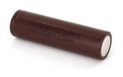 LG INR18650HG2 3000 mAh (до 30А) - высокотоковый аккумулятор для электронных сигарет. Оригинал