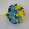 """Букет из конфет на 1 Сентября """"До школи - з Україною у серці"""", фото 2"""