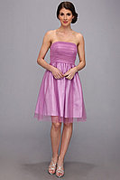 Платье Donna Morgan Strapless Tulle With Rouched Bodice (USA оригинал), размер Л, фото 1