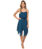 Платье Gabriella Rocha Lace/Chiffon Belted Hanky Hem Dress (USA оригинал), размер М