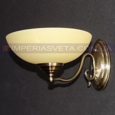 Классическое бра, настенный светильник IMPERIA одноламповое LUX-445616