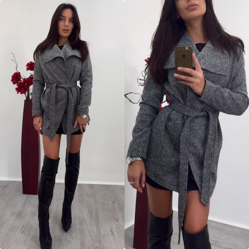 Обворожительное пальто