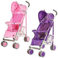 Детская коляска прогулочная трость 102-8-9, 2 расцветки