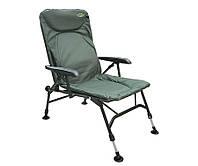 Кресло-шезлонг с подлокотниками Carp Pro