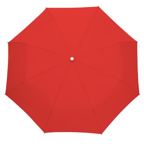 Карманный зонт TWIST, 98см, Красный