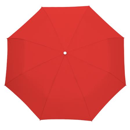 Карманный зонт TWIST, 98см, Красный, фото 2