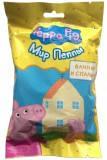 """Игрушка для детей """"Peppa Pig. Мир Пеппы"""" - Ванная и спальня (домик, мебель, фигурка)"""