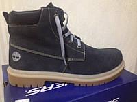 Ботинки зимние.ботинки украина.ботинки тимберленд