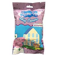 """Игрушка для детей """"Peppa Pig. Мир Пеппы"""" - Больница (домик, мебель, фигурка), фото 1"""