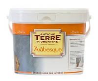 Arabesque finitura (металізована фарба з ефектом мокрого шовку)