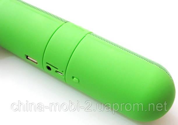 Портативная колонка beats bydr.dre + bluetooth (b11) green, фото 2