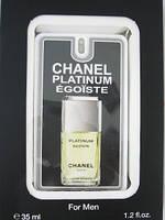 Chanel Egoiste Platinum edt 35ml / iPhone