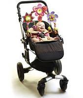 """Дуга на коляску """"Крошка Бетти"""" для девочки"""