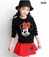 Костюм Minnie Mouse для девочки. 100, 120 см, фото 1
