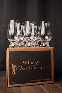 Правильный ( настоящий ) бокал для солодового виски. Ручная выдувка, Шотландия.