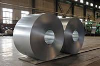 Оцинкованная рулонная сталь 0,45 мм ширина рулона 1250 мм