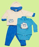 Костюм детский куртка и штанишки для мальчика, фото 1